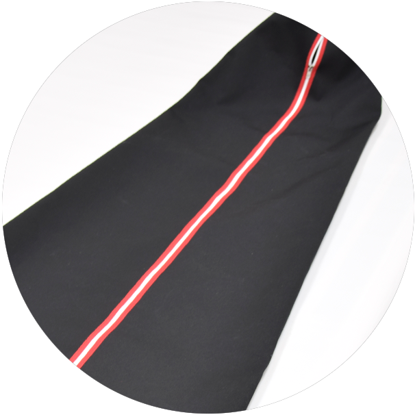 Acrylic or Unimarine® protective cover with zipper